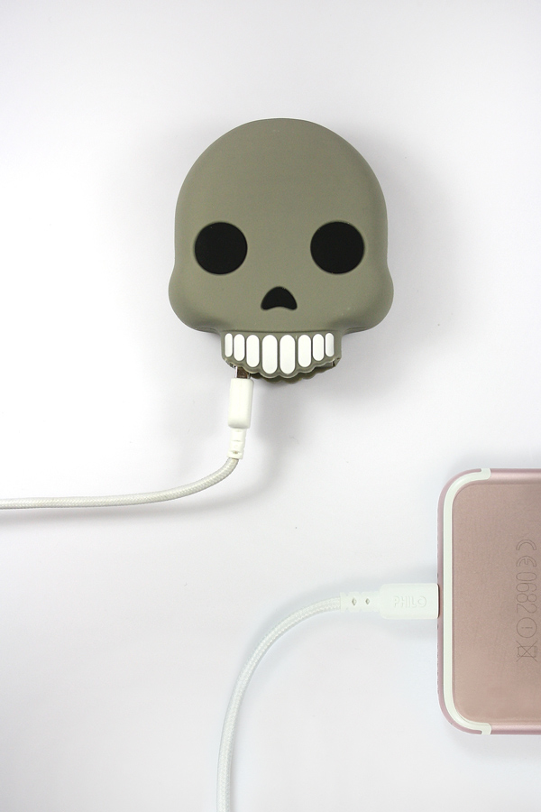 skull-power-bank